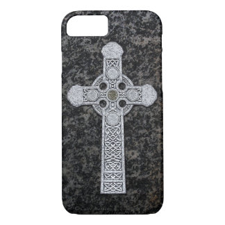 Coque iPhone 7 Croix celtique