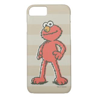 Coque iPhone 7 Cru d'Elmo