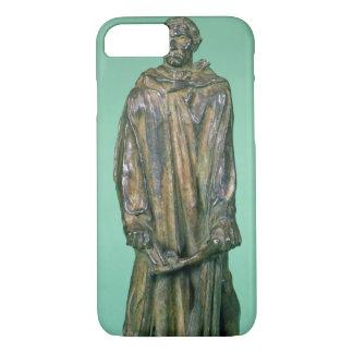 Coque iPhone 7 d'Aire de Jean, des bourgeoiss de Calais (bronze)