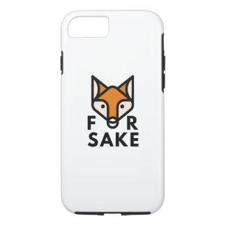 Coque iPhone 7 Dans l'intéret de Fox