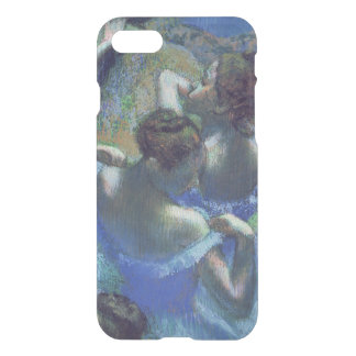 Coque iPhone 7 Danseurs de bleu d'Edgar Degas |, c.1899