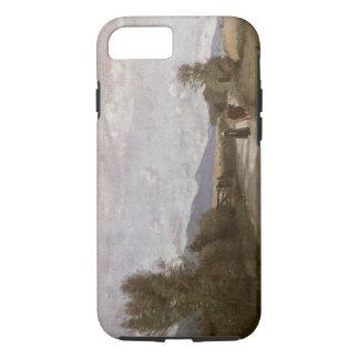 Coque iPhone 7 Dardagny, matin, c.1853 (huile sur la toile)
