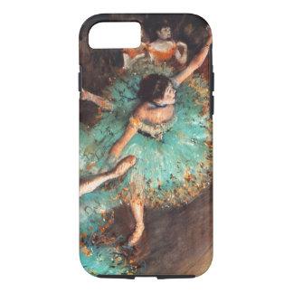 Coque iPhone 7 Dégazez le danseur vert