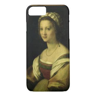 Coque iPhone 7 Del Fede, l'épouse de l'artiste, C. de Lucrezia di