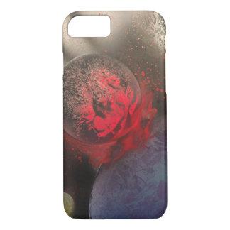 Coque iPhone 7 Destroyer de cas de téléphone d'art de peinture de