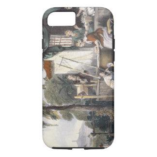 Coque iPhone 7 Détruisant les chrysalides et tournoyant les