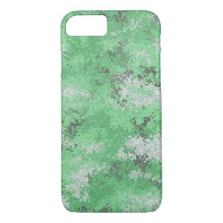 Coque iPhone 7 Digi vert Camo