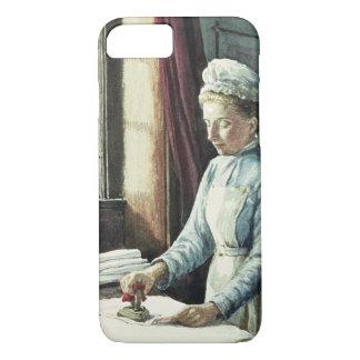 Coque iPhone 7 Domestique de blanchisserie, c.1880