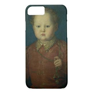 Coque iPhone 7 Don Garcia de Medici (?) c.1550 (huile sur le