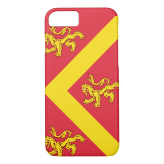 Coque iPhone 7 Drapeau d'Anglesey