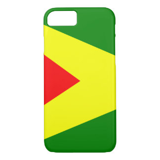 coque iphone 7 plus drapeau guyane