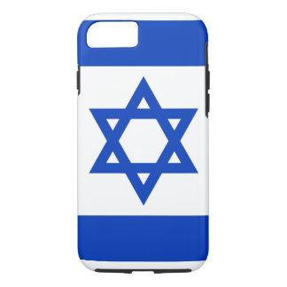 Coque iPhone 7 Drapeau de l'Israël