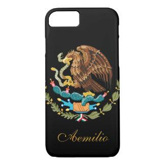 Coque iPhone 7 Drapeau du Mexique