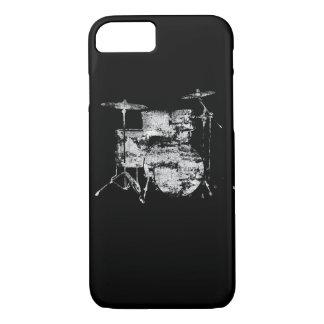 Coque iPhone 7 drumkit