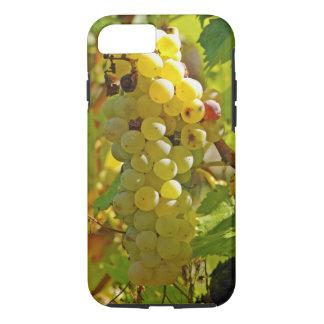 Coque iPhone 7 Du Chasselas dans le vignoble - planté longtemps