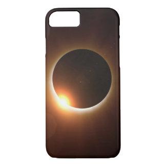 Coque iPhone 7 Éclipse solaire totale
