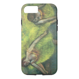 Coque iPhone 7 Edgar Degas | détente de deux danseurs
