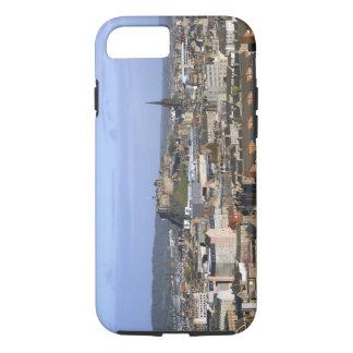 Coque iPhone 7 Edimbourg, Ecosse. Un central de négligence de vue