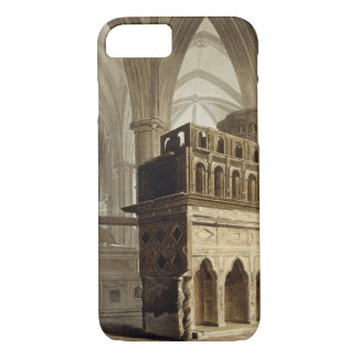 Coque iPhone 7 Edouard le monument du confesseur, plat M de 'Wes