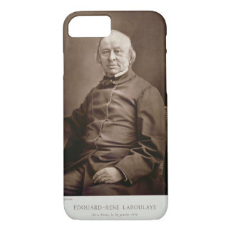 Coque iPhone 7 Edouard-Rene Laboulaye (1811-83), de 'Galerie Co