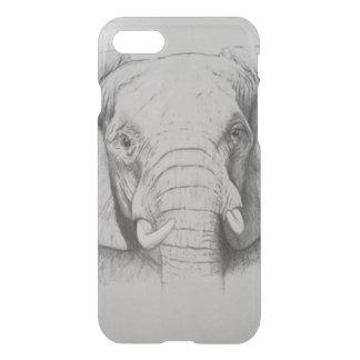 Coque iPhone 7 Éléphant 2011