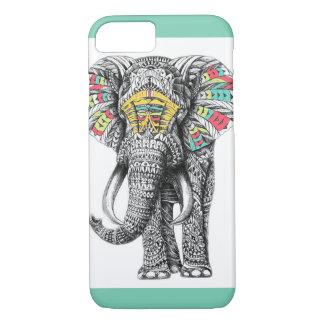Coque iPhone 7 Éléphant indépendant