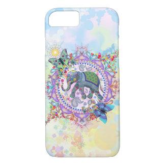 Coque iPhone 7 Éléphant sacré