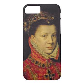 Coque iPhone 7 Elizabeth de Valois (1545-68) 1570 (huile sur la