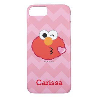 Coque iPhone 7 Elmo font face à jeter un baiser | ajoutent votre