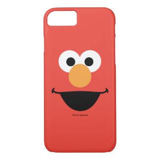 Coque iPhone 7 Elmo font face à l'art