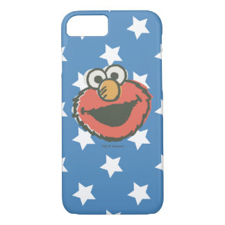 Coque iPhone 7 Elmo rétro