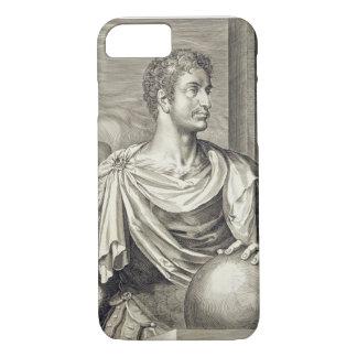 Coque iPhone 7 Empereur de D. Octavius Augustus (ANNONCE 63 AVANT
