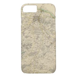 Coque iPhone 7 Environnements d'Edimbourg
