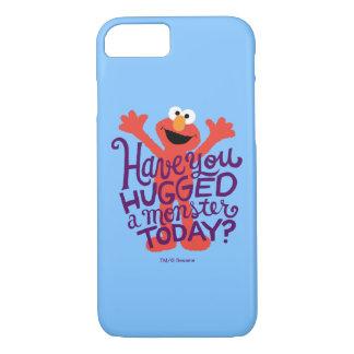 Coque iPhone 7 Étreindre d'Elmo