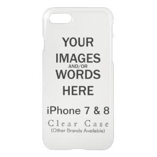 Coque iPhone 7 Faites-le vous-même -