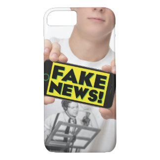 Coque iPhone 7 Fausses nouvelles !