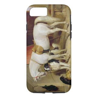 Coque iPhone 7 Favourites de prince George (huile sur la toile)