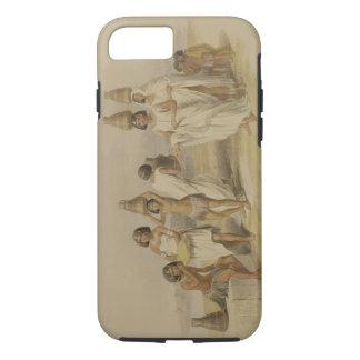 Coque iPhone 7 Femmes de Nubian chez Kortie sur le Nil, de