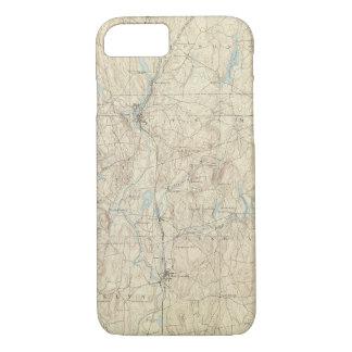 Coque iPhone 7 Feuille de 14 Putnam
