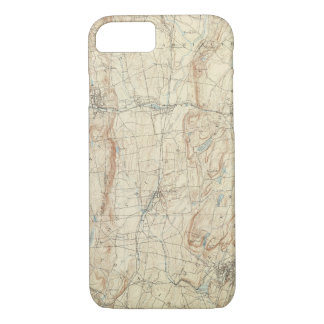 Coque iPhone 7 Feuille de 18 Meriden