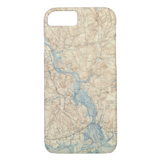 Coque iPhone 7 Feuille de 28 Saybrook
