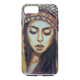 Coque iPhone 7 Fille indienne