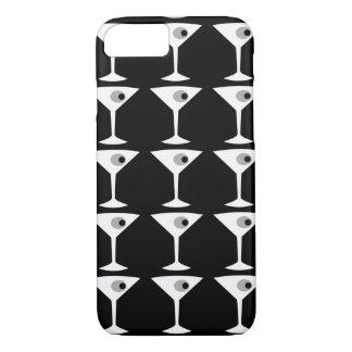Coque iPhone 7 Film Noir un autre cas de l'iPhone 7 de Martini