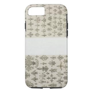 Coque iPhone 7 Fleur de Lys conçoit de chaque âge et de tout l'a