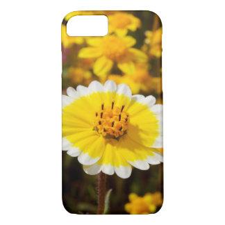 Coque iPhone 7 Fleurs sauvages de bout rangé