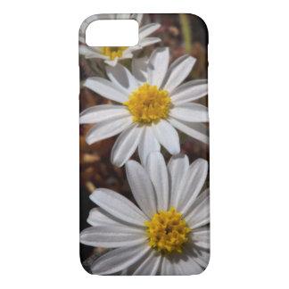Coque iPhone 7 Fleurs sauvages d'étoile de désert
