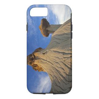 Coque iPhone 7 Formations de bad-lands au parc d'état de