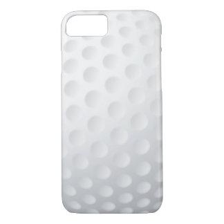 Coque iPhone 7 Fossettes de boule de golf