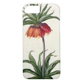"Coque iPhone 7 Fritillaria Imperialis de, ""Les Lilacees"", 1802-"