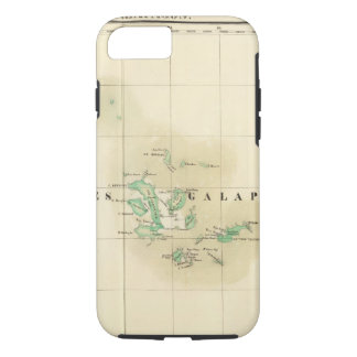 Coque iPhone 7 Galapagos Océanie aucuns 17